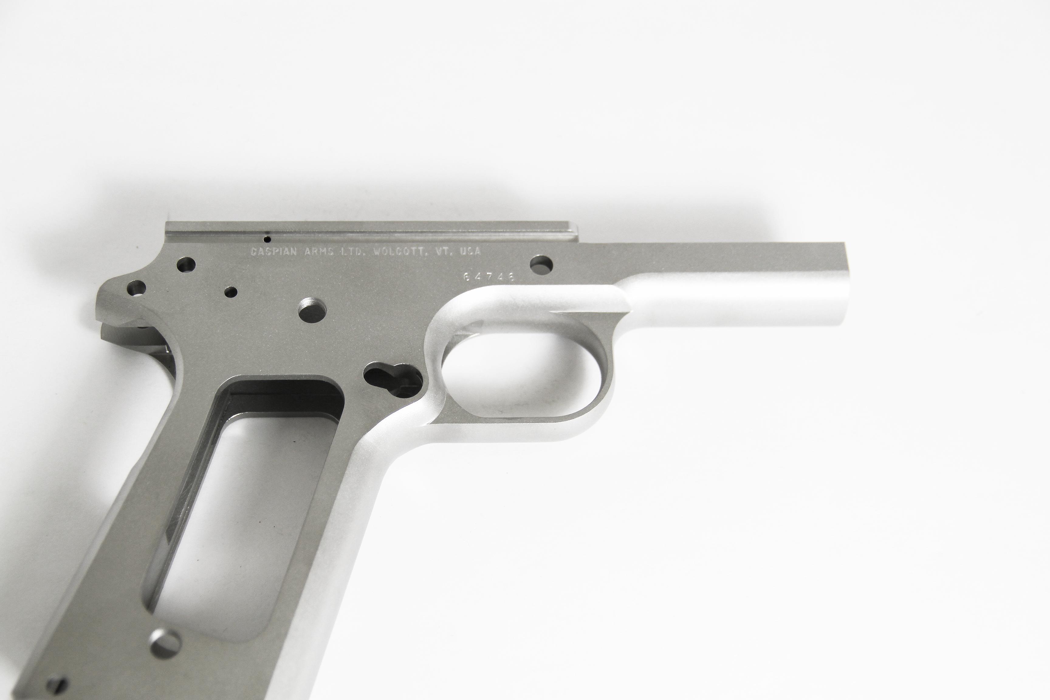 Classic Receiver, Carbon | Caspian Arms