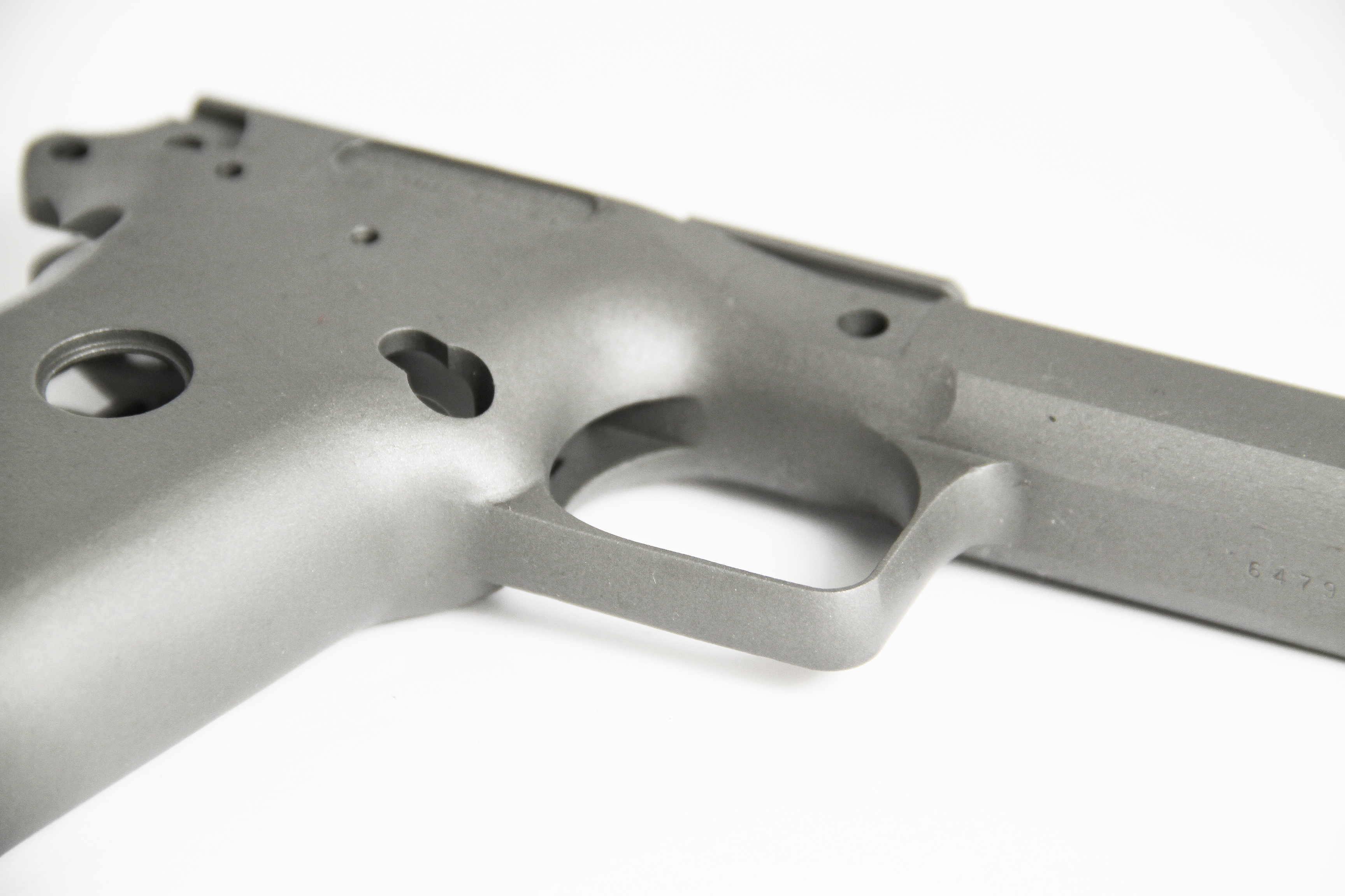 Double Stack Receiver Kit, Titanium | Caspian Arms