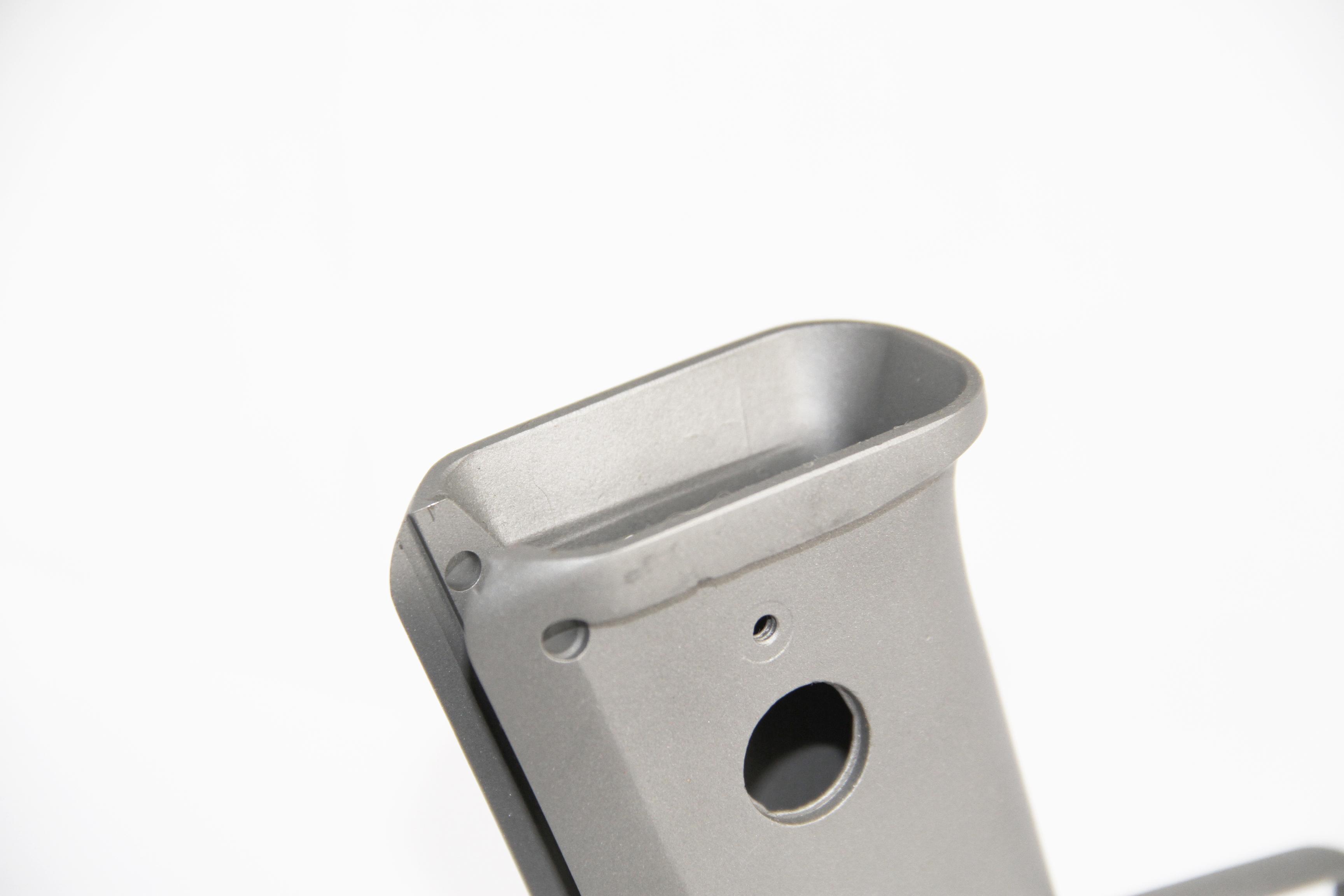 Double Stack Receiver Kit, Titanium | Caspian Arms