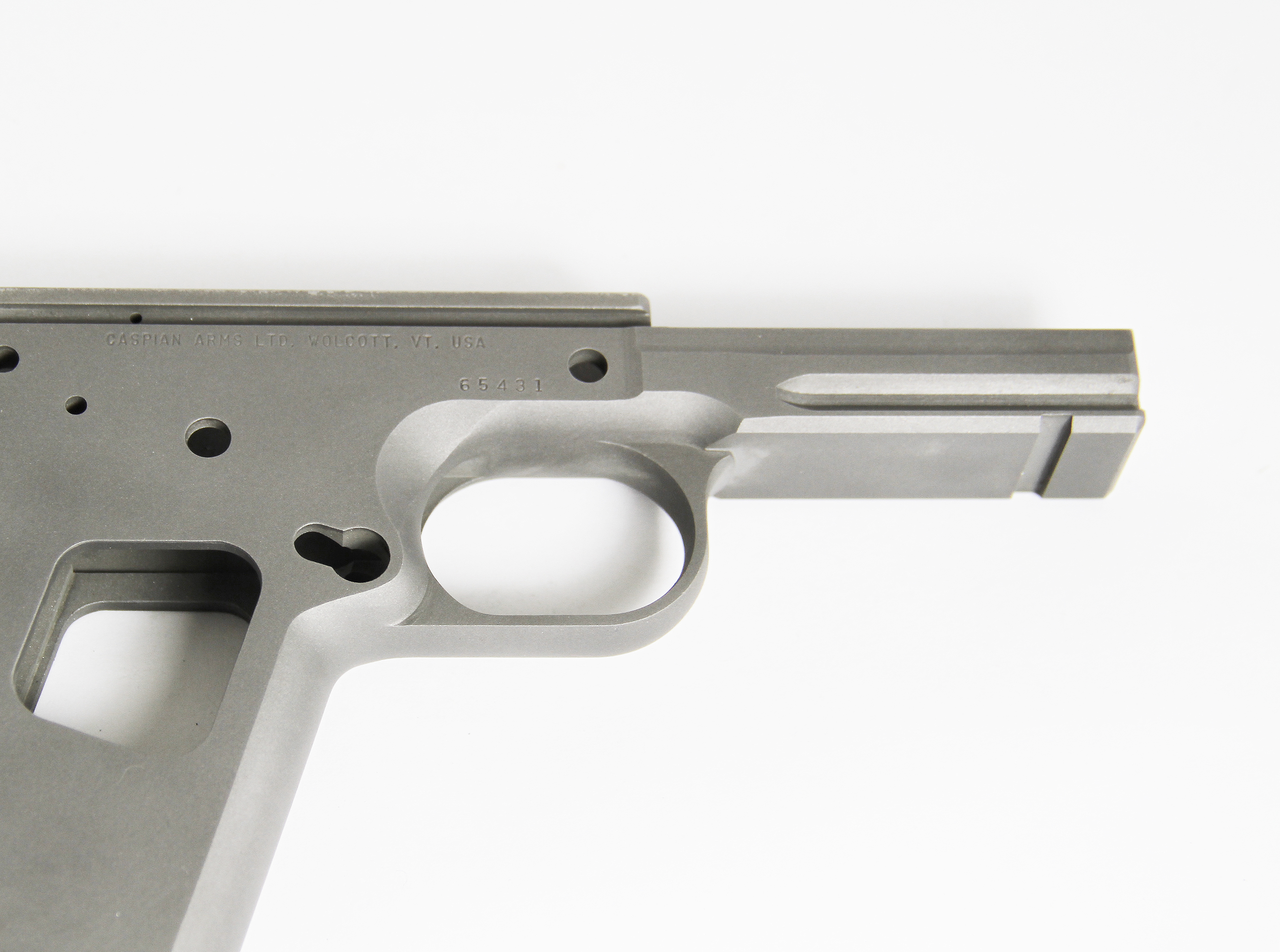 Recon Receiver, Stainless | Caspian Arms